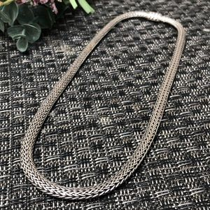 """John Hardy Classic Chain Necklace 18.5"""" 6mm"""